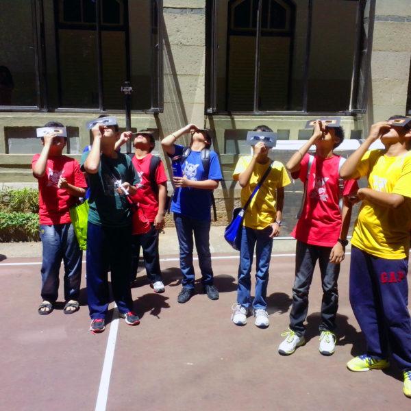 Safe Solar Observation