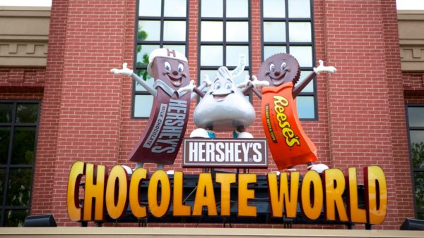 Hersheys Chocolate World, USA