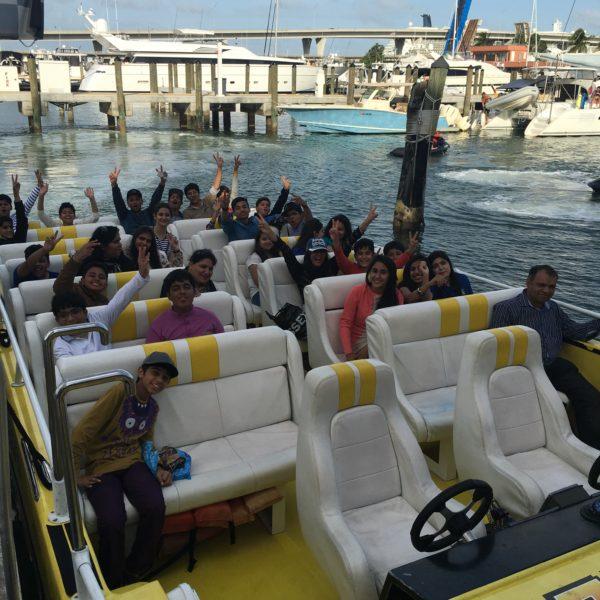 Thriller Speed Boat Ride, Miami