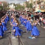 Street Performance at Disney