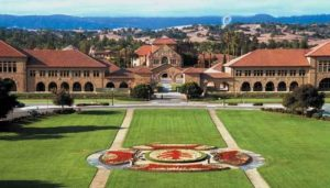 stanford University oval Ground